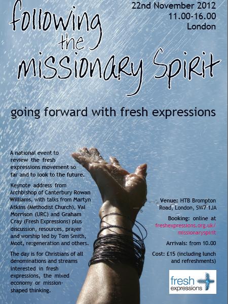 Missionary spirit