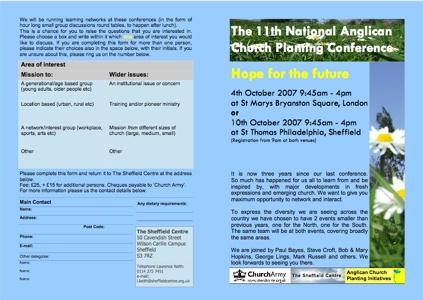 Nacp Flyer 2007